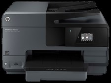 HP OFFICEJET 8610 PSC PRINTER