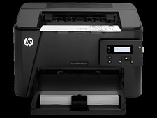 HP LASERJET M201DW PRINTER