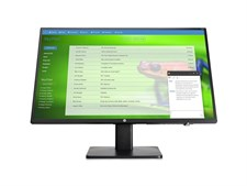 "LED HP 23.8"" P241v Monitor , Anti Glare, IPS Business Monitor 1 VGA; 1 DVI-D 1 HDMI"